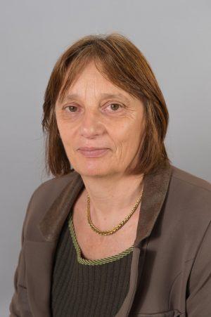 Annie Perrin<br/>Conseillère municipale