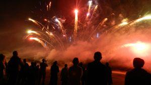 Festivités à Viriat