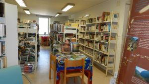 La Bibliothèque Médiathèque de Viriat