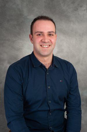 Kévin Chatard<br/>Conseiller municipal délégué